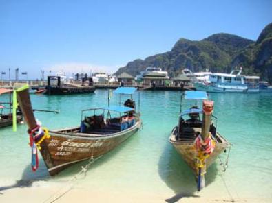 10ที่เที่ยวกระบี่ หมู่เกาะทะเลอันดามัน